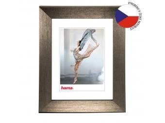 Hama 192869 rámček plastový PARIS, oceľová, 15x21 cm