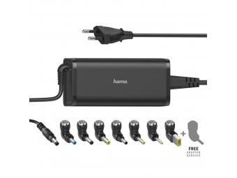 Hama 200003 univerzálny napájací adaptér pre notebook, 15/19 V, 90 W