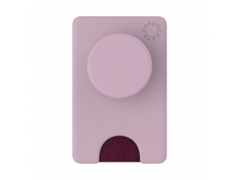 PopSockets PopWallet+ Blush Pink, puzdro na karty/vizitky a pod. s integrovaným PopGrip Gen.2