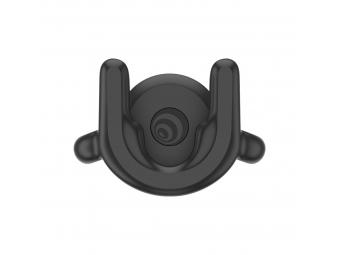 PopSockets PopMount 2 Car Vent, držiak do auta, černý - pre všetky typy PopSocketov