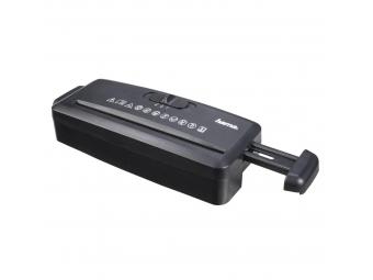 Hama 50540 Mini S6, skartovačka, priamy rez, 6 listov, stupeň utajenia P-1