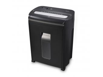 Hama 50546 Premium M10, skartovačka, micro rez, 10 listov, stupeň utajenia P-4