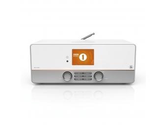 Hama 54854 digitálne a internetové rádio DIR3115MS, FM/DAB/DAB+/Multiroom, ovládanie aplikáciou, biele