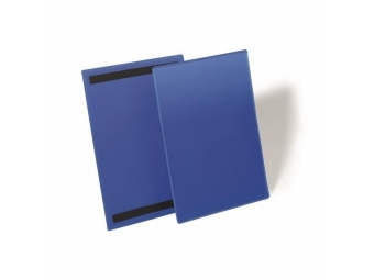 Durable Vrecko magnetické na dokumenty 210x297mm na výšku (bal=50ks)