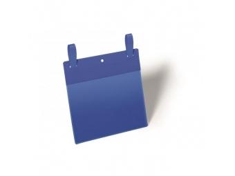 Durable Vrecko na dokumenty s rýchloviazačom 210x148mm na šírku (bal=50ks)