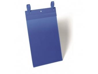 Durable Vrecko na dokumenty s rýchloviazačom 210x297mm na výšku (bal=50ks)