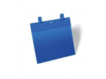 Durable Vrecko na dokumenty s rýchloviazačom 297x210mm na šírku (bal=50ks)