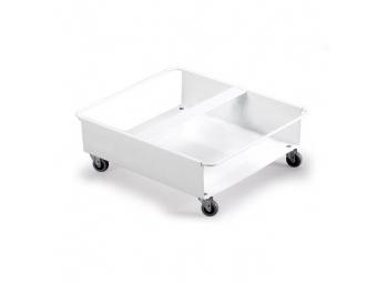 Durable Vozík pre koše DURABIN 60 DUO