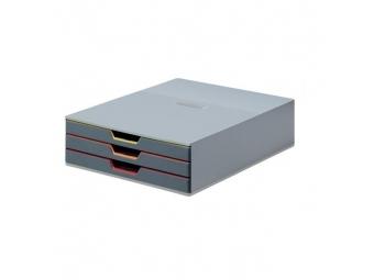 Durable Box zásuvkový VARICOLOR 3