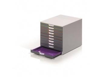 Durable Box zásuvkový VARICOLOR 10