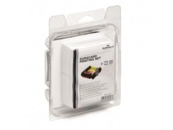 Durable Sada na potlač do DURACARD ID 300 - páska a plastové karty