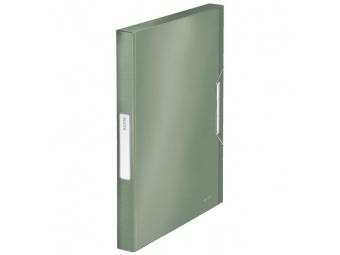 Leitz Box plastový s gumičkou Style zelenkavý
