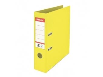 Esselte Zakladač pákový Ice No.1 POWER celoplastový 7,5cm Ice žltý