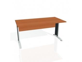 Office Stôl CROSS 160x75,5x80cm čerešňa
