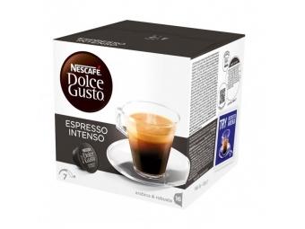 Nescafé Kapsule DOLCE GUSTO Espresso Intenso 128g