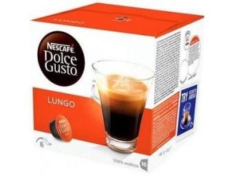 Nescafé Kapsule DOLCE GUSTO Caffé Lungo 112g