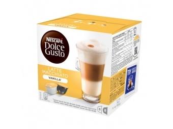 Nescafé Kapsule DOLCE GUSTO Latte Macchiato Vanilla 188,4g