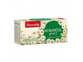BOP Čaj bylinný rumanček pravý 30g
