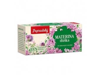 BOP Čaj bylinný materina dúška 30g