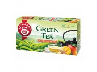 Teekanne Čaj zelený Ginger - Mango 35g