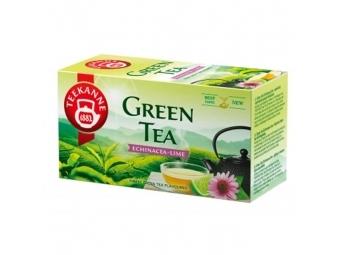 Teekanne Čaj zelený Echinacea a Limetka 35g