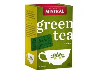 Mistral Čaj zelený Sencha 37,5g