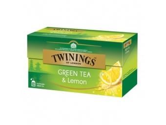 Twinings Čaj zelený - Lemon 50g