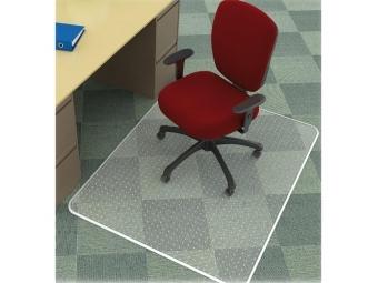 Q-Connect Podložka pod stoličku na koberce 122x91,4cm