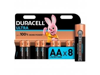 Duracell batéria AA Ultra 8x (LR6)