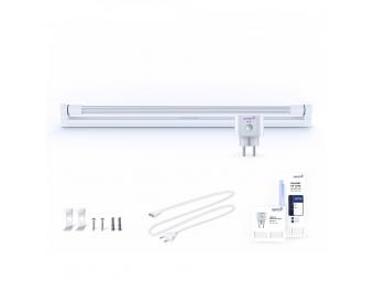 Perenio germicídna lampa UV Lightsaber + inteligentná zásuvka, do 30 m2