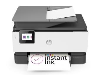 HP Officejet Pro 9010 e-All-in-One (3UK83B),Atramentové multifunkčné zariadenie, služba HP Instant Ink