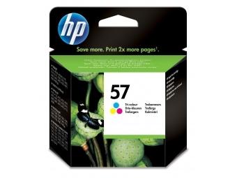 HP No.57 Atramentová kazeta Color (C6657A) KRÁTKA DOBA SPOTREBY Exsp.: 07 2021