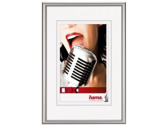 Hama 61052 rámček hliníkový Chicago 60x80 cm, strieborný
