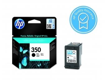 HP No.350 Atramentová kazeta Black (CB335E) KRÁTKA DOBA SPOTREBY Exsp.: 08 2021