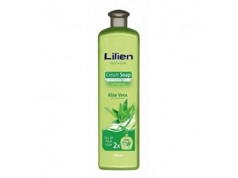 Lilien Tekuté mydlo krémove 1l Aloe vera