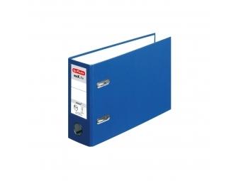 Herlitz Zakladač pákový maX.file A5 7,5cm na šírku modrý