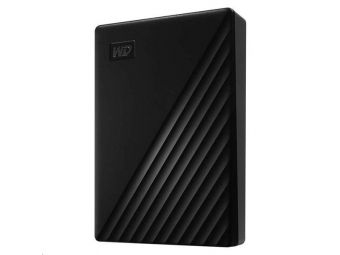 "WD MY Passport 2,5"" Externý HDD 4 TB USB 3.0 čierny"