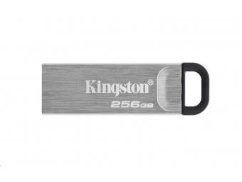 Kingston USB 3.2 DataTraveler Kyson 256GB kovový (200MB/s čítanie , 60MB/s zápis)