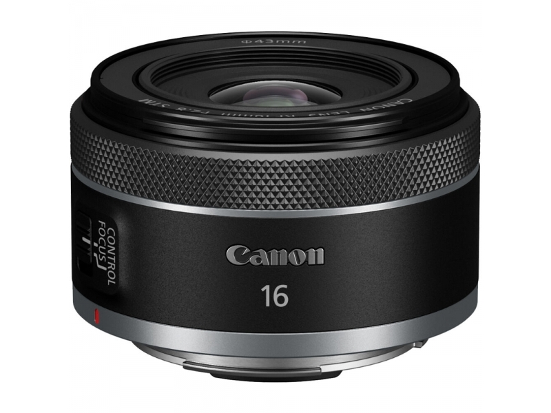 Canon RF 16 mm F2,8 STM